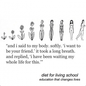 Detoxing your body is the ultimate self care act that leads to the self love you have been seeking