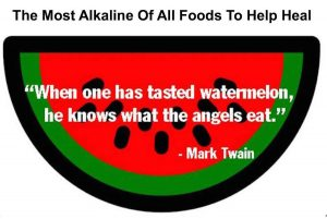 The Most Alkaline Of All Foods To Help Heal