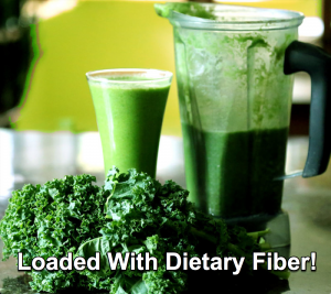 The American diet is dangerously low in dietary fiber