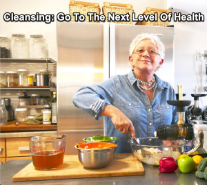 One of the most powerful reset tools is a simple, very gentle week-end cleanse