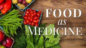 In the Food As Medicine Healing System we create a powerhouse of healing potential
