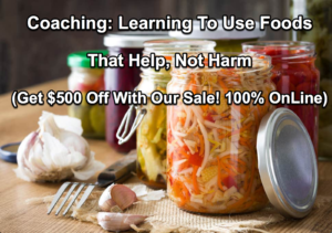 Learn how to help others heal using Whole Natural Foods